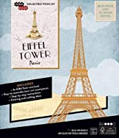 IncrediBuilds: Paris: Eiffel Tower Book and 3D Wood Model