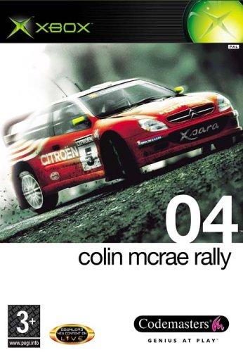 Colin McRae Rally 04 [Versione Regno Unito]