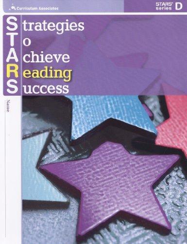 STARS Strategies to Achieve Reading Success (STARS Series D)