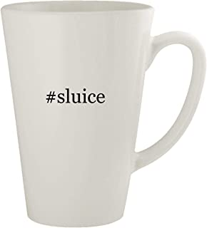 #sluice - Ceramic 17oz Latte Coffee Mug