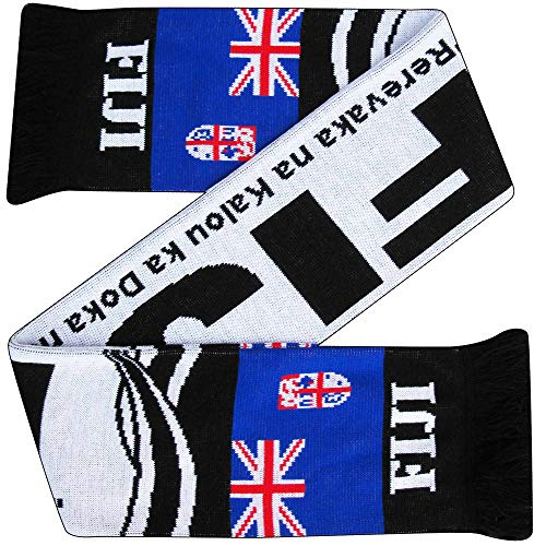 Fiji Rugby Union World Cup Fans Schal (100% Acryl)