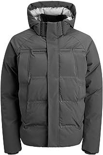 Jack & Jones Men's Jcoalbert Tech Puffer Quilted Jacket