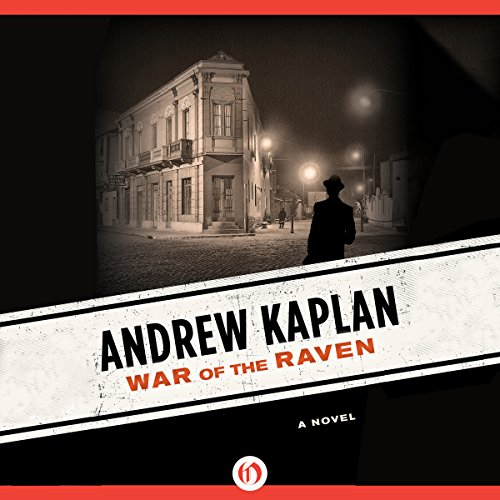War of the Raven audiobook cover art