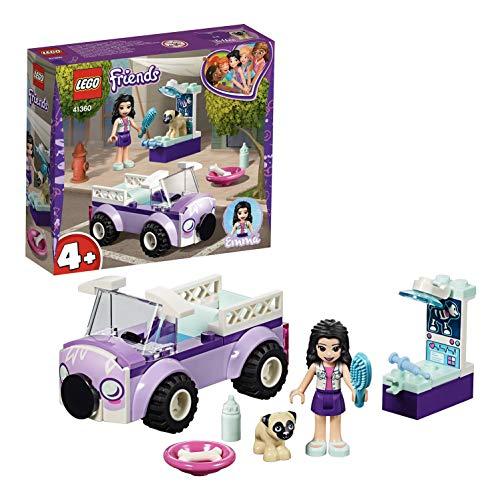 Lego 41360 Friends Emmas mobile Tierarztpraxis, bunt