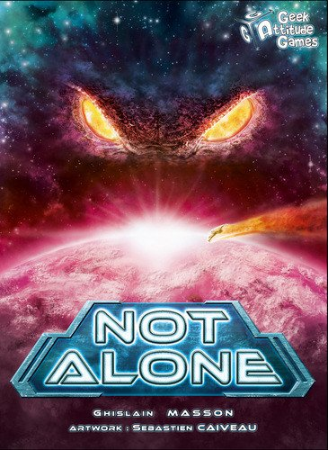 Stronghold Games STG06009 - Not Alone