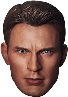 1/6 Custom Head Sculpt for Phicen Hottoys Musular Male Body