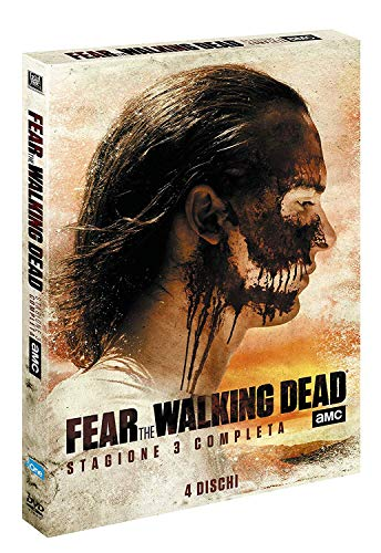 Fear The Walking Dead St.3 (Box 4 Dv)