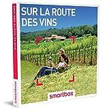 SMARTBOX - Coffret Cadeau homme femme couple - Sur la Route des vins - idée cadeau -...