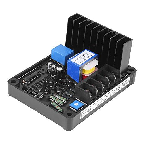 Regulador De Voltaje, Tablero Del Regulador De Voltaje, Regulador De Voltaje Automático GB-170 AVR Para Generador Trifásico Cepillado 220/380 / 400Vac, Módulo De Fuente De Alimentación
