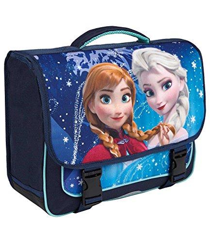 Disney Frozen Cartella Zaino Scuola Elementare 44 x 33 x 18 cm