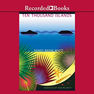 Ten Thousand Islands audiobook cover art