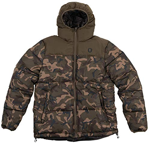 Fox Camo/Khaki RS Jacket - Angeljacke, Größe:M