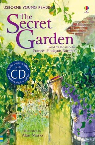 The Secret Garden. Book + CD: Usborne English-Upper Intermediate [Lingua inglese]