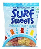 Surf Sweets - Fruity Bears Organic - 2.75 oz(pack of 2)