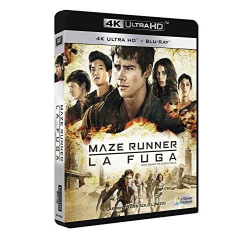Maze Runner: La Fuga (Blu-Ray 4K UltraHD + Blu-Ray)