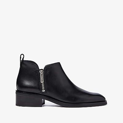 3.1 Phillip Lim Alexa 40mm Ankle Boot (Black) Women