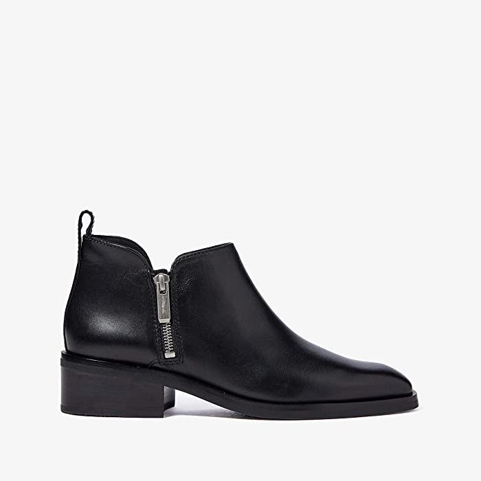 3.1 Phillip Lim  Alexa 40mm Ankle Boot (Black) Womens Boots