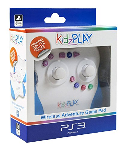 KidzPLAY Wireless Adventure Game Pad - Blue [import anglais]