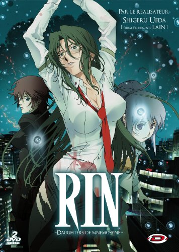 Rin : Daughters of Mnemosyne - L'intégrale [Francia] [DVD]