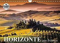 Horizonte zum Traeumen (Wandkalender 2022 DIN A4 quer): Magische Farbspiele an Horizonten zum Traeumen (Geburtstagskalender, 14 Seiten )