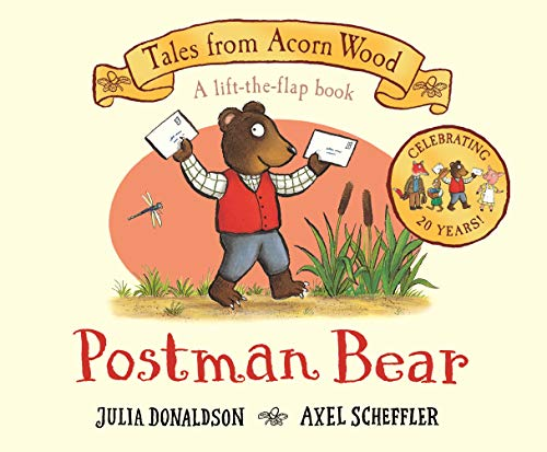 Postman Bear: 20th Anniversary Edition (Tales From Acorn Wood)