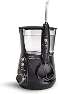 Waterpik Aquarius Professional Water Flosser Designer Series, Black, WP 672
