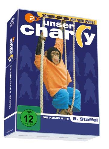 Unser Charly - Die komplette 5. Staffel [4 DVDs]
