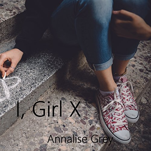 I, Girl X audiobook cover art