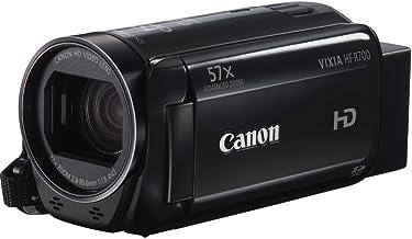 Canon VIXIA HF R700 Full HD Camcorder with 57x Advanced Zoom, 1080P Video, 3in Touchscreen and DIGIC DV 4 Image Processor ...