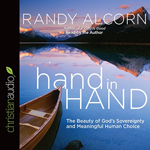 Hand in Hand audiobook cover art