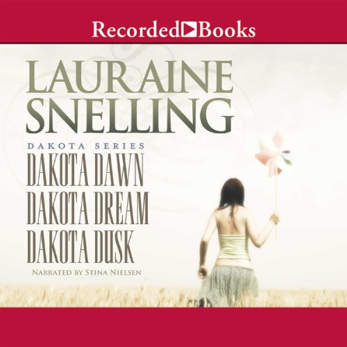 Dakota Dawn, Dakota Dream, Dakota Dusk audiobook cover art