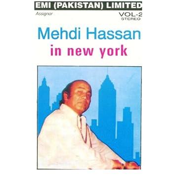 Mehdi Hassan In New York