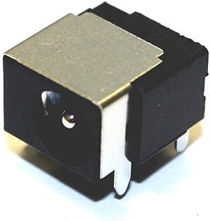 Power4Laptops Conector de alimentación portátil Compatible con Acer Aspire 3610