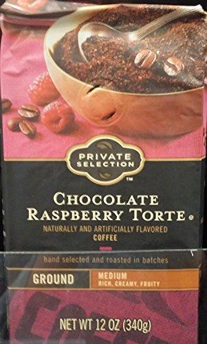 Private Selection Raspberry Torte Medium Ground Coffee 11oz, pack of 1