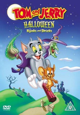 Tom And Jerry: Halloween Hijinks And Shrieks [2003]