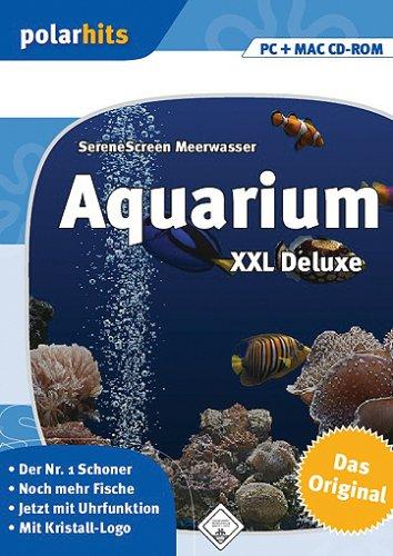 Aquarium XXL Deluxe Bildschirmschoner (PC+MAC)