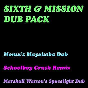 Sixth & Mission Dub Pack
