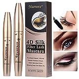 4D Silk Fiber Lash Mascara, 4D Mascara, Mascara Fiber Lashes, Extra...