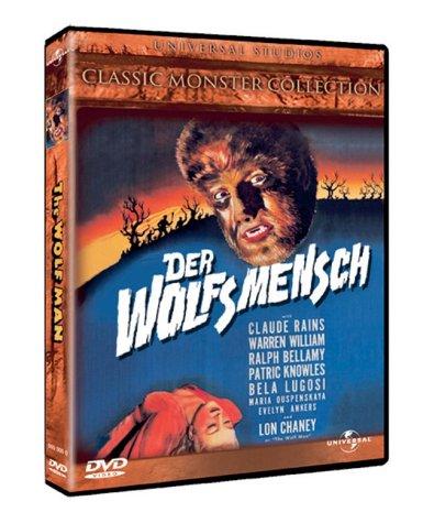 Classic Monster Collection - Der Wolfsmensch