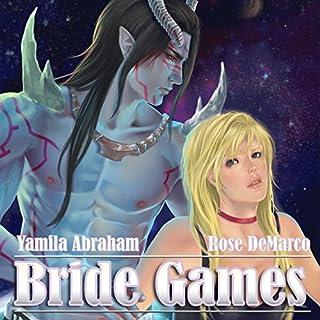 Bride Games audiobook cover art