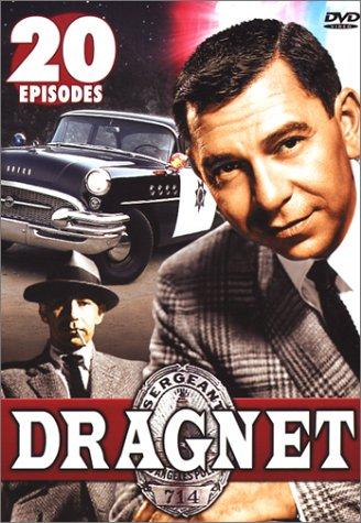 Dragnet - 20 Episodes