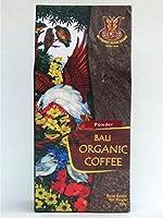 KUPU KUPU クプクプ オーガニック バリコーヒー BALI ORGANIC COFFEE 100g パウダー 【 BALI お土産 人気 インドネシア コーヒー豆 粉末 珈琲豆 バリコピ 】[並行輸入品]