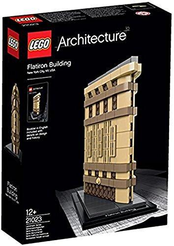 LEGO Architecture 21023 - Flatiron Building
