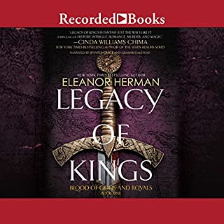 Legacy of Kings cover art