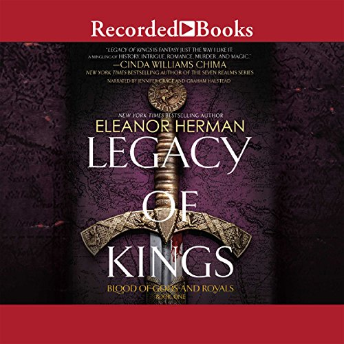 Legacy of Kings audiobook cover art