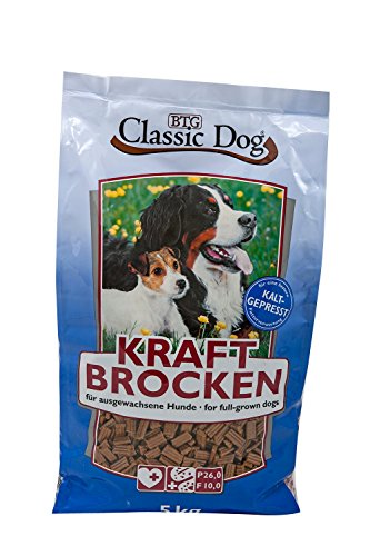 Classic Dog 40023 Kraftbrocken 5 kg