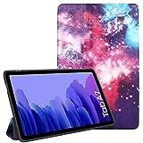 ZhaoCo Funda Compatible con Samsung Galaxy Tab A7 10.4 Pulgada 2020, Carcasa Ligera de Cuerpo...