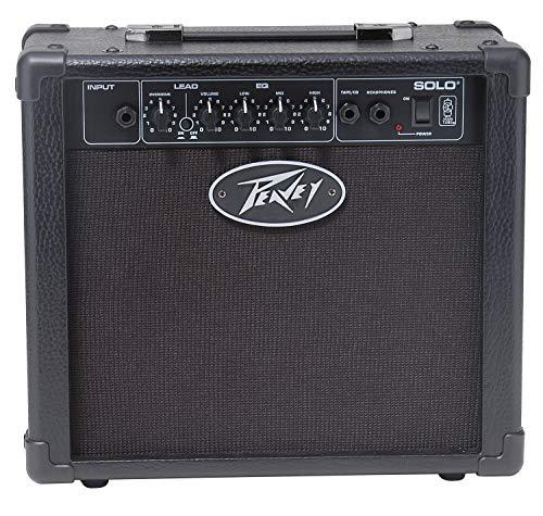 Great Price! Peavey Solo Guitar Amp Guitar Combo Amp