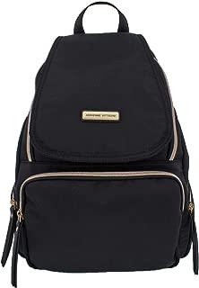 adrienne vittadini nylon backpack