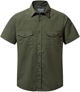 Craghoppers Men's Kiwi Short Sleeved Shirt